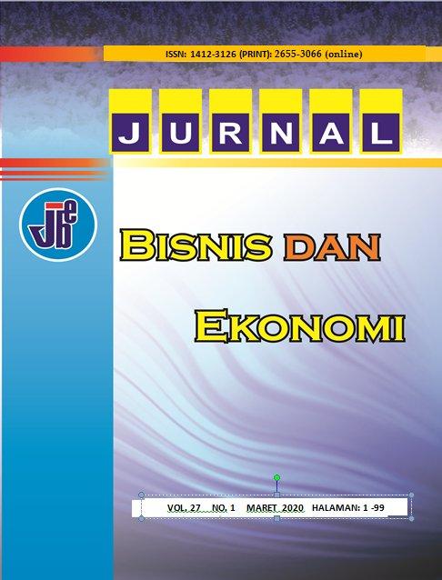 Jurnal Bisnis dan Ekonomi